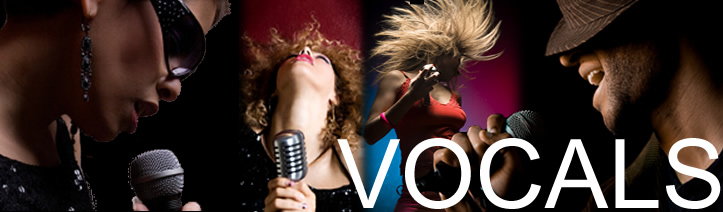 Vocal Downloads Banner